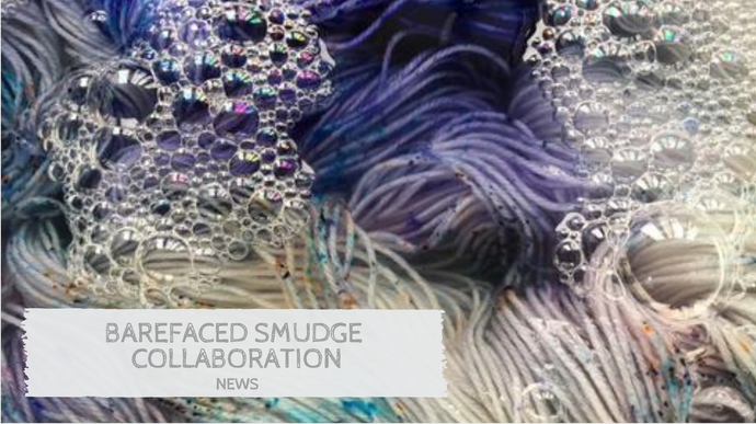 BareFaced Smudge Collaboration