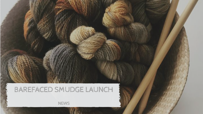 BareFaced Smudge Launches in 2019