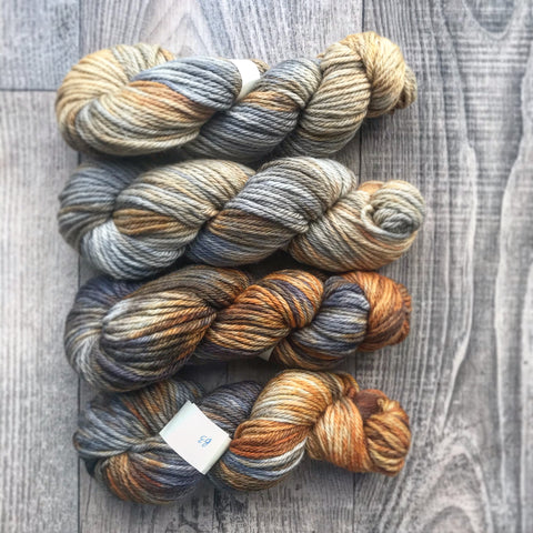 BareFaced Smudge Exclusive British Yarn