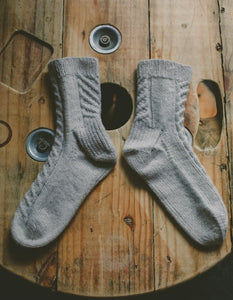 Munro Socks Knitting Pattern
