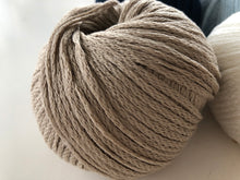 Load image into Gallery viewer, BareFaced Organic Cotton - Aran Chainette