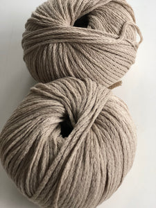 BareFaced Organic Cotton - Aran Chainette
