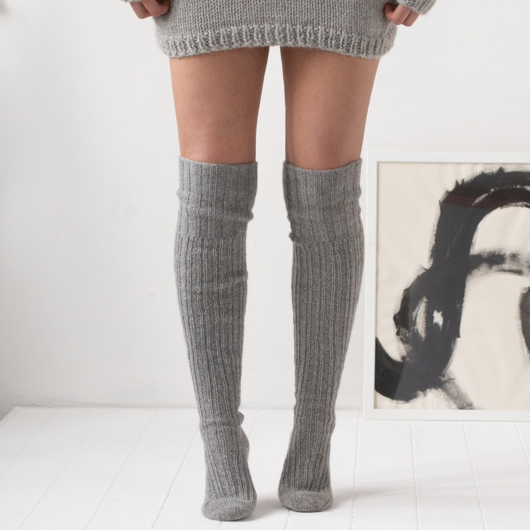 Cheviot Socks Knitting Pattern