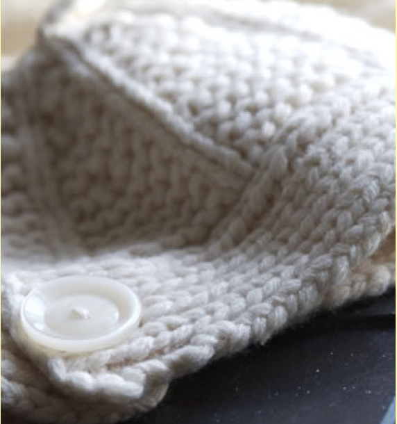 Acorn Hat Knitting Pattern ( download)