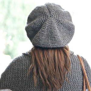 Birch Hat Knitting Pattern