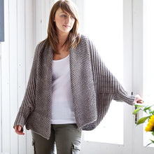 Load image into Gallery viewer, Chloe Cardigan Knitting Pattern