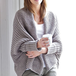 Chloe Cardigan Knitting Pattern
