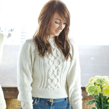 Load image into Gallery viewer, Clove Sweater Knitting Pattern