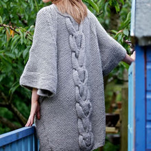 Load image into Gallery viewer, Cove Cardigan and Snood Knitting Pattern