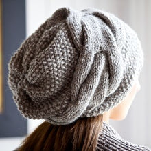 Load image into Gallery viewer, Cove Hat Knitting Pattern