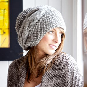Cove Hat Knitting Pattern