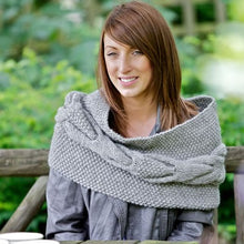 Load image into Gallery viewer, Cove Snood Knitting Pattern