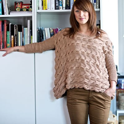 Nantucket Sweater Knitting Pattern