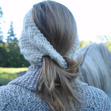 Frost Hairband Pattern
