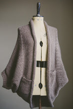 Load image into Gallery viewer, Mink Cardigan Knitting Pattern