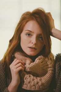 Glencoe Scarf Knitting Pattern