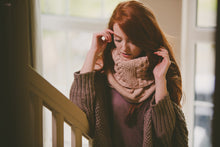 Load image into Gallery viewer, Glencoe Scarf Knitting Pattern