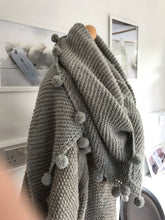Epic Scarf Knitting Pattern