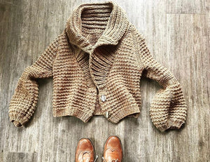 Bramble Cardigan Pattern