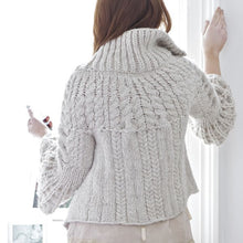 Load image into Gallery viewer, Kelly Cardigan Knitting Pattern