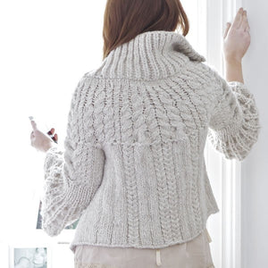 Kelly Cardigan Knitting Pattern