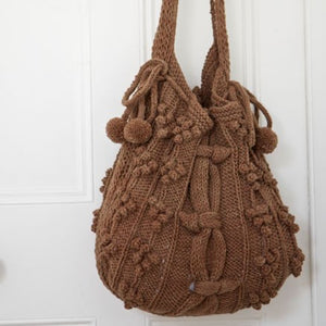 Lewis Bag Knitting Pattern