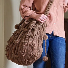 Load image into Gallery viewer, Lewis Bag Knitting Pattern