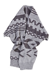 Navajo Cardigan Knitting Pattern