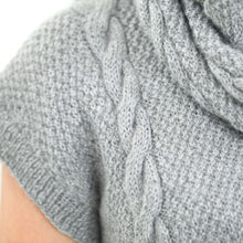 Load image into Gallery viewer, Oak Scarf Knitting Pattern