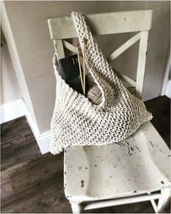Bag for Life - PDF Knitting Pattern