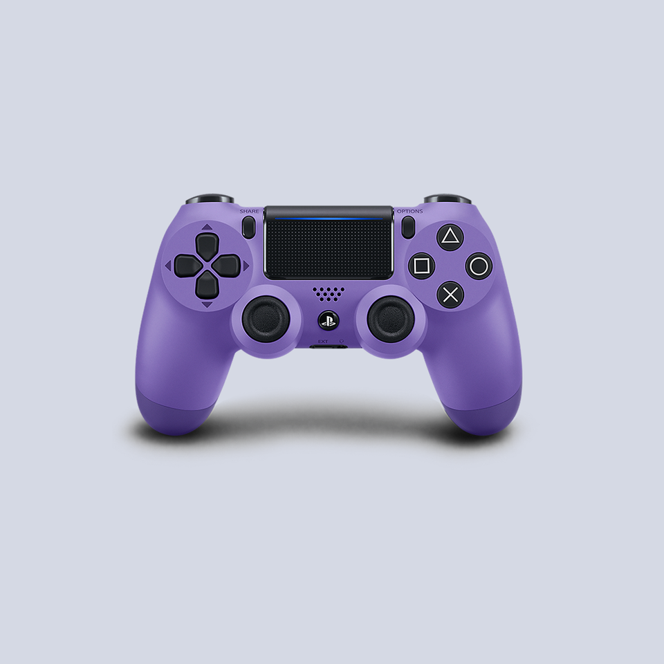 Sony PlayStation 4 Wireless DUALSHOCK Controller - Electric Purple