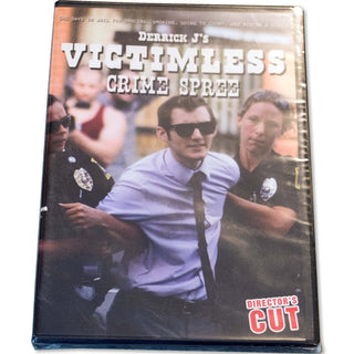 Derrick J's Victimless Crime Spree DVD