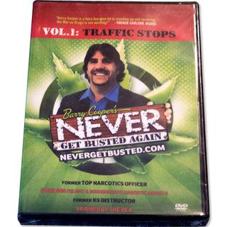 Never Get Busted Again DVD