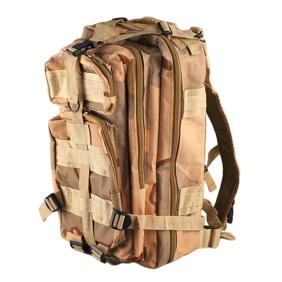 2L Outdoor Military Army Tactical Backpack Trekking Sport Travel Rucksacks Camping Hiking Trekking Camouflage Bag free shipping-Back Packs-Camping Gear Plus