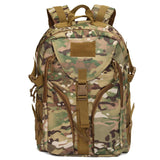 40L Tactical Backpack Rucksack Military backpack Camping Hiking Bag Outdoor Sports camping Travel Backpacks men's backpack-Back Packs-Camping Gear Plus