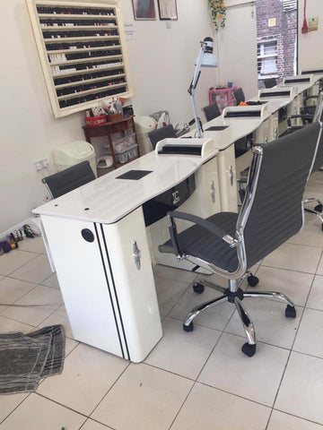Manicure table, Nail desk, Nail Station