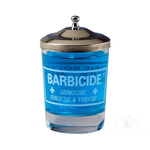 Barbicide Salon Barber Professional Disinfecting Manicure Table Jar 57 ml