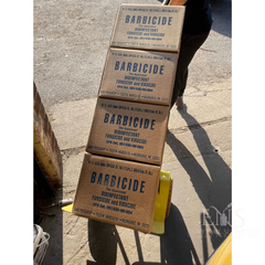 Barbicide Barbicide Box of 24 bottles Barbicide 16 oz Disinfectatnt. by Barbicide
