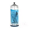 Professional Salon Barber Disinfection Jar Glass Large