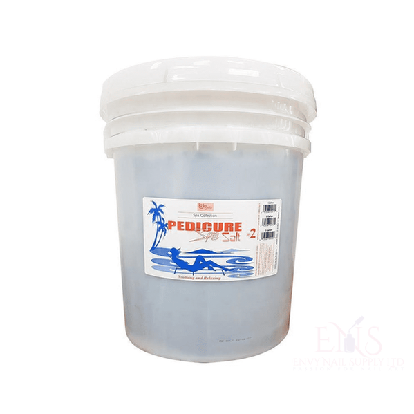 Pedicure Spa Salt – 5 Gallon