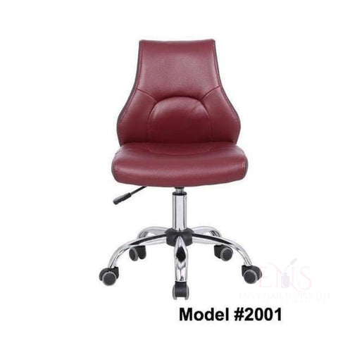 Blend Technician chair Black Nail Technician Chairs Acetone Proof