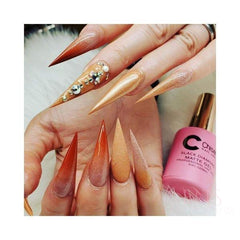 Ch dip Chisel Dipping Ombre – Rose Gold 24 collection