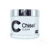 CHISEL 2IN1 ACRYLIC & DIPPING REFILL 12 OZ - CLEAR
