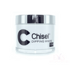 CHISEL 2IN1 ACRYLIC & DIPPING REFILL 12 OZ - DIPPING WHITE