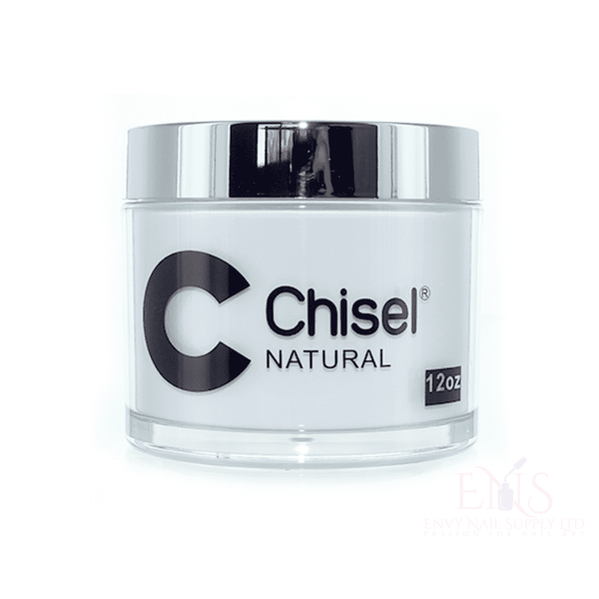 CHISEL 2IN1 ACRYLIC & DIPPING REFILL 12 OZ - NATURAL