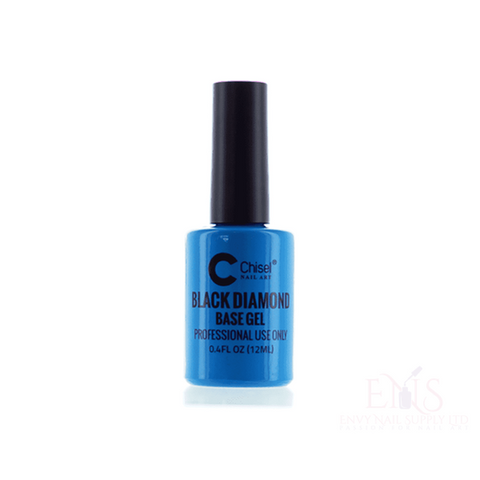 Dip Nails Dip Powder Nails CHISEL LIQUID .4 OZ - BLACK DIAMOND BASE GEL