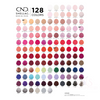 CND Shellac Gel Polish Colours Full Set 128 Bottles