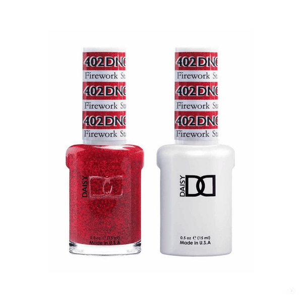 DND *Duo Gel* Gel & Matching Polish - 402 Firework Star