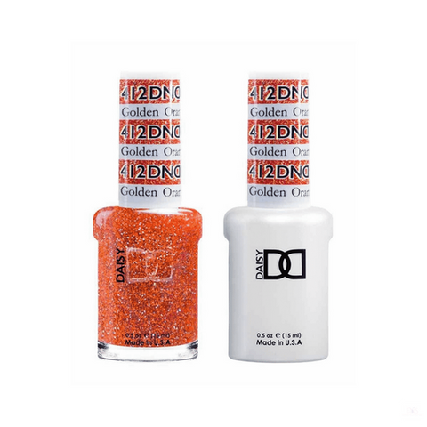 Duo Gel - 412 Golden Orange Star