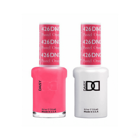 DND Gel Polish Duo Gel - 426 Pastel Orange